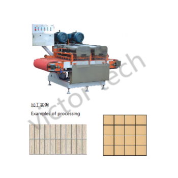 600 or 800 CONTINOUS TILES CUTTING MACHINE